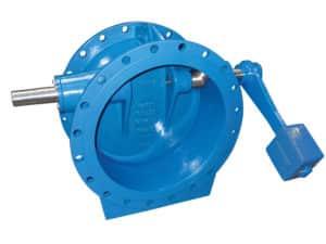 CP4200 Rückschlagklappe mit Hebel und Gewicht
