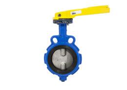 Absperrklappe für Gas, OMAL DVGW KLAPPE WAFER_1
