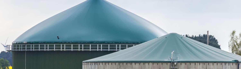 Biogasanlage - Grams Absperraramturen